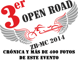 Crónica del 3er OPEN ROAD ZONA BIKER MC COLOMBIA 2014.